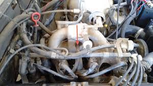 solved volvo 240 identify my hose intake manifold oz volvo