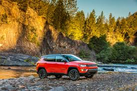 jeep compass trailhawk 2017 colors 2017 jeep compass latitude first drive review will it be a