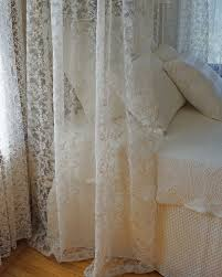 Lace Bed Canopy White Linen Inc Products