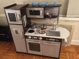 kitchen modern kidkraft uptown espresso kitchen step2 kitchens