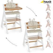 chaise haute bebe bois chaise haute bébé évolutive bois beta hauck pas cher à prix auchan