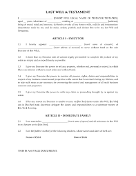 last will and testament form 2063260 png questionnaire template