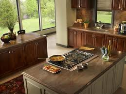 How To Install Kitchen Countertops Kitchen How To Install A Granite Kitchen Countertop Tos Diy