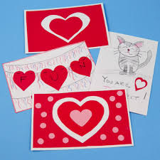 kids valentines cards easy cards for kids to make s day crafts