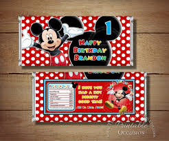 the 25 best mickey candy bar ideas on pinterest mickey mouse