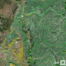 Idaho Hunting Unit Map Idaho Game Management Unit Mccall Elk
