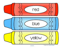 colors theme activities and printables for preschool and