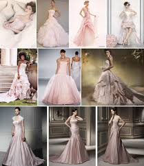 pretty blush pink wedding gowns pixel u0026 ink