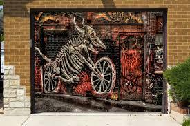 3d monster blood garage door murals wall print decal wall deco aj 3d monster blood garage door murals wall print decal wall deco aj wallpaper ie