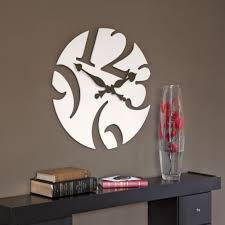 Wall Clock Design Ultra Modern And Attractive Wall Clock Design In White 590x590