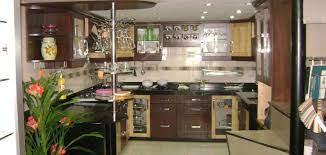 kitchens one of the the biggest and finest showroom in belgaum