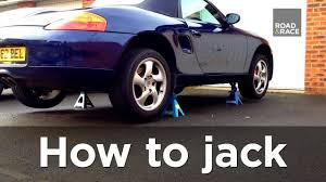 how to jack lift a car correctly step by step guide road