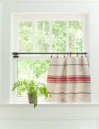 Modern Cafe Curtains Home Decor Furniture Modern Cafe Curtains With Base Valance For