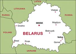 russia map belarus discovering the real belarus with awesome pics futurist trendcast