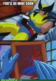 Wolverine Picture Meme - wolverine s secret meme by trollingphx memedroid