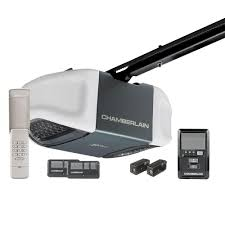 B And Q Exterior Doors by Chamberlain Whisper Drive 1 2 Hp Belt Drive Garage Door Opener