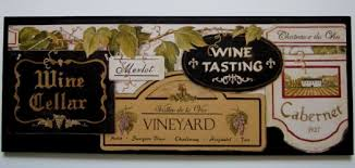 kitchen wall plaques cheap wine wall decor kitchen find wine wall decor kitchen deals