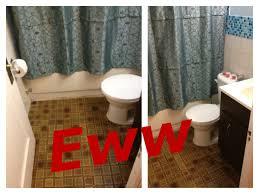 diy bathroom makeover part three
