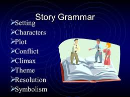2 literary elements what parts make up a story
