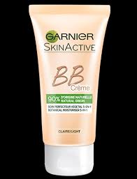 garnier bb cream light bb cream 90 naturally derived ingredients 5 in 1 daily perfecting