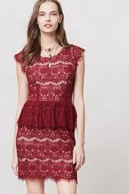 maeve clothing elsa peplum dress anthropologie