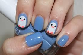 50 latest winter nail art design ideas