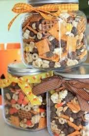 fall wedding favor ideas autumn wedding fall wedding favor idea trail mix 2069783