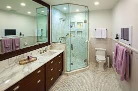 Bathrooms With Corner Showers Corner Shower Stalls For Small Bathrooms Piercingfreund Club