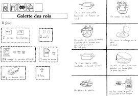 exercice recette de cuisine ingrid roule galette