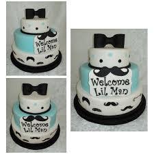 mustache and bow tie baby shower impressive design mustache baby shower cake bright best 25 ideas
