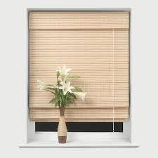 Bamboo Window Blinds Attaching The Bamboo Roller Blinds Design Ideas U0026 Decors