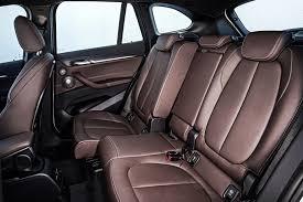 Bmw Interior Options Bmw Overview 2016 Bmw X1 Interior 2016 Bmw X1 Xdrive28i Rear