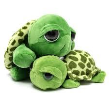 Tortoise Home Decor Aliexpress Com Buy Cute Big Eye Series Tortoise Doll Turtle