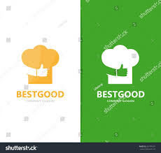 Vector Chef Hat Like Logo Combination Stock Vector 624791474