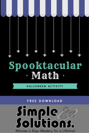 8 best halloween images on pinterest blog simple and halloween math
