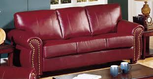 Burgundy Leather Sofa Burgundy Leather Sofa With Ideas Gallery 3963 Imonics