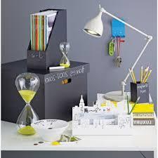 College Desk Accessories D8412 Walnut U0026 Leather 8 Piece Desk Set Regarding Popular