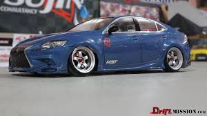 lexus isf blue lexus isf rwd rc drifting driftmission your home for rc drifting