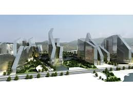 architectural designs urban and architectural design concept for the core area of
