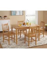 bamboo dining room table great deals on simple living bamboo 5 piece dining set 5pc bamboo
