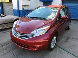 compact nissan versa note used 2016 nissan versa note sv hatchback 10 890 00