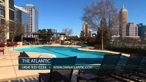 midtown atlanta condos for sale at the atlantic a buyer u0027s story