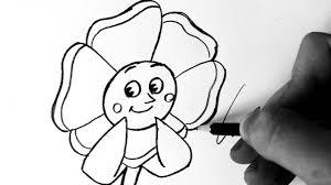 como desenhar cute cagney carnation boss cuphead how to draw
