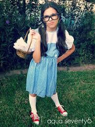 Dorothy Halloween Costume Aqua Seventy6 Hipster Dorothy Costume Ironic Diy Incognito