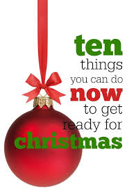 10 things you can do now to save for frugal december