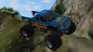 monster trucks bigfoot rigs of rods bigfoot monster truck on trail island youtube