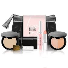 wedding makeup kits bridal kit glo minerals kit skincare by alana