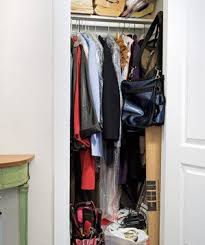 front closet makeover real simple