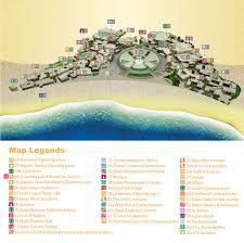 Doha Map Peek Into U201ckatara U201d Cultural Village Doha Cgk Doh