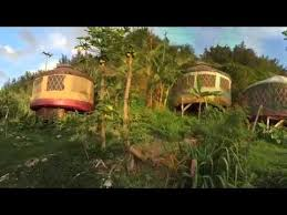 love yurts hgtv ohana yurts invites you to live the life you always dreamed youtube
